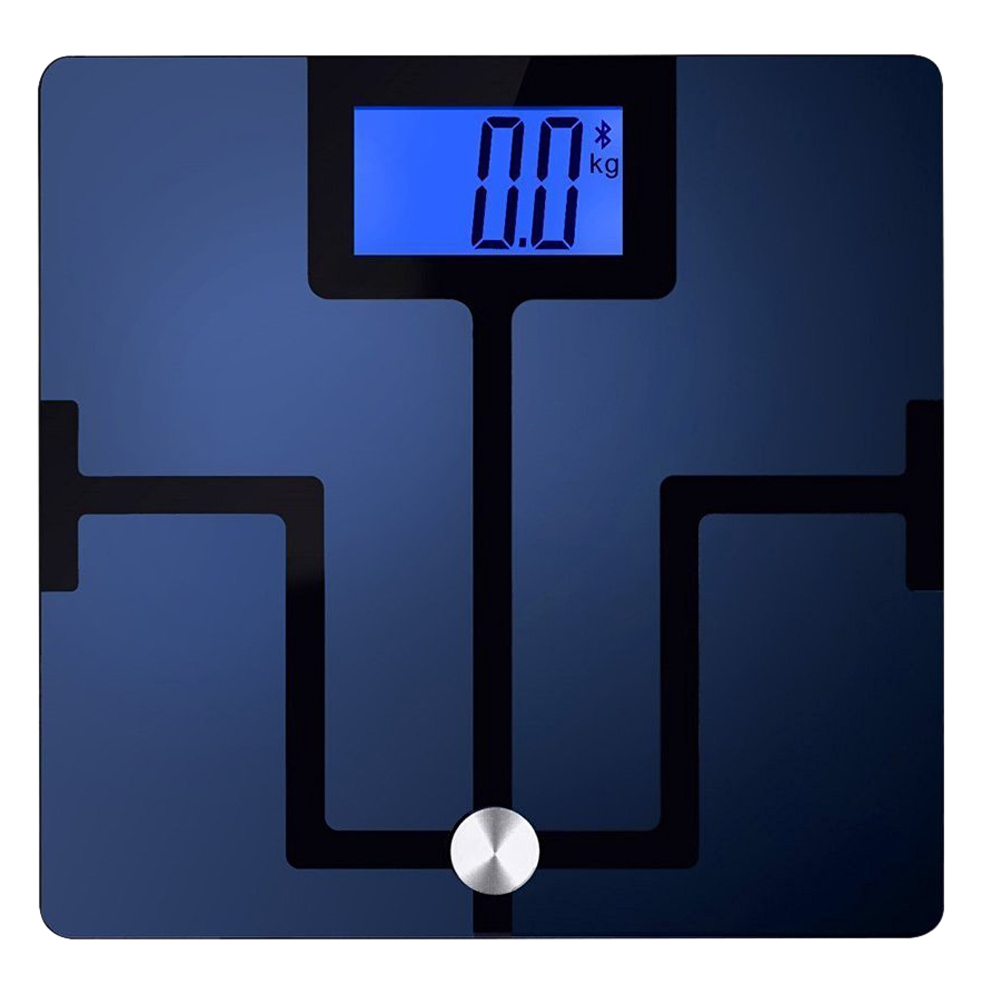 Top Deals Bluetooth Smart Body Fat Analysis Digital Scale, iOS and Android Compatible, 180kg/400lb Capacity  цены