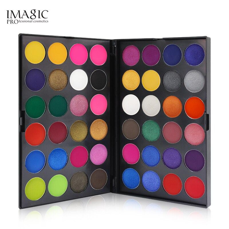 Eye Shadow Matte Palette 40 Colors Glitter Eyeshadow Pallete Shimmer Powder Makeup Professional Brand Cosmetic Eye Shadow Beauty Essentials