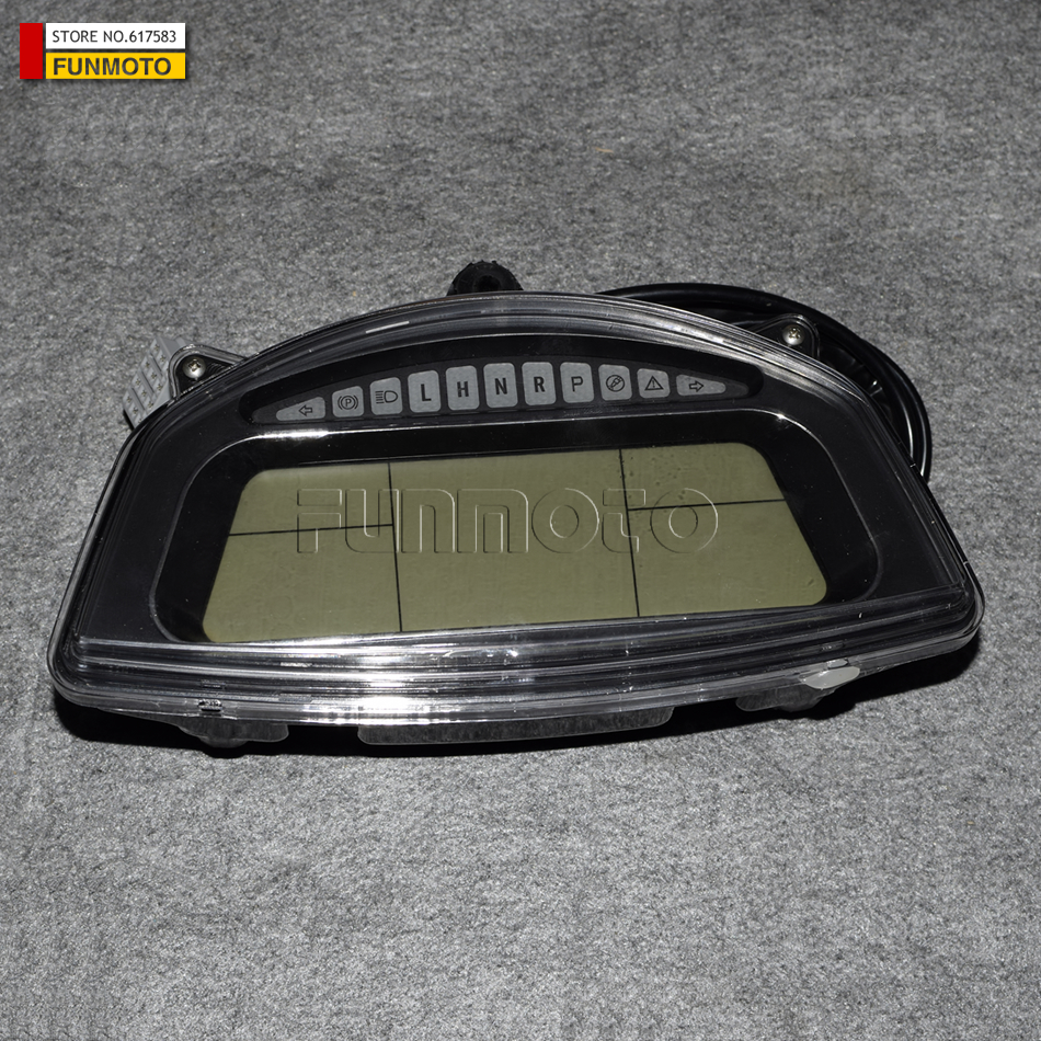 SPEEDOMETER OF CFMOTO CF 800 UTV  CFZ8 PARTS NUMBER IS 7000-170200-30000