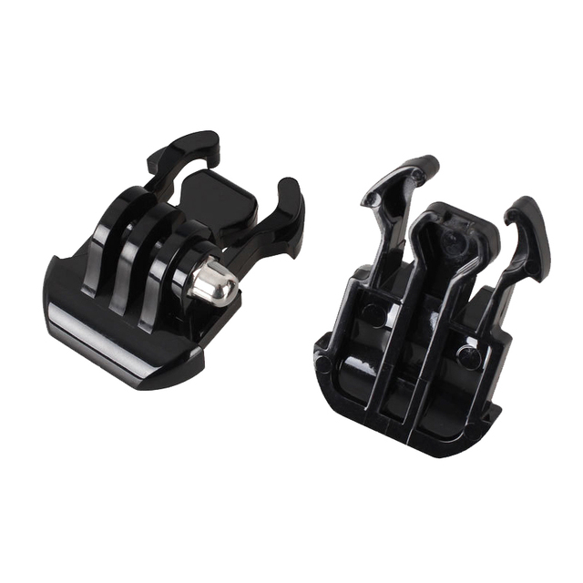 For Xiaomi Yi 4K Camera Accessories Quick-Release Buckle Mount Base Tripod Adapter for Gopro 7 Action Camera 2 Pieces