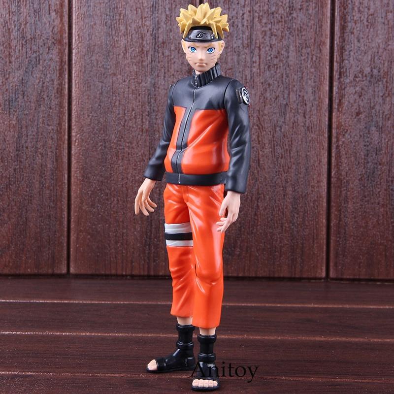 Action Figure Naruto Shippuden Uzumaki Naruto Figure Grandista Shinobi Relations PVC Anime Hot Toys Collectible Model Toy 1
