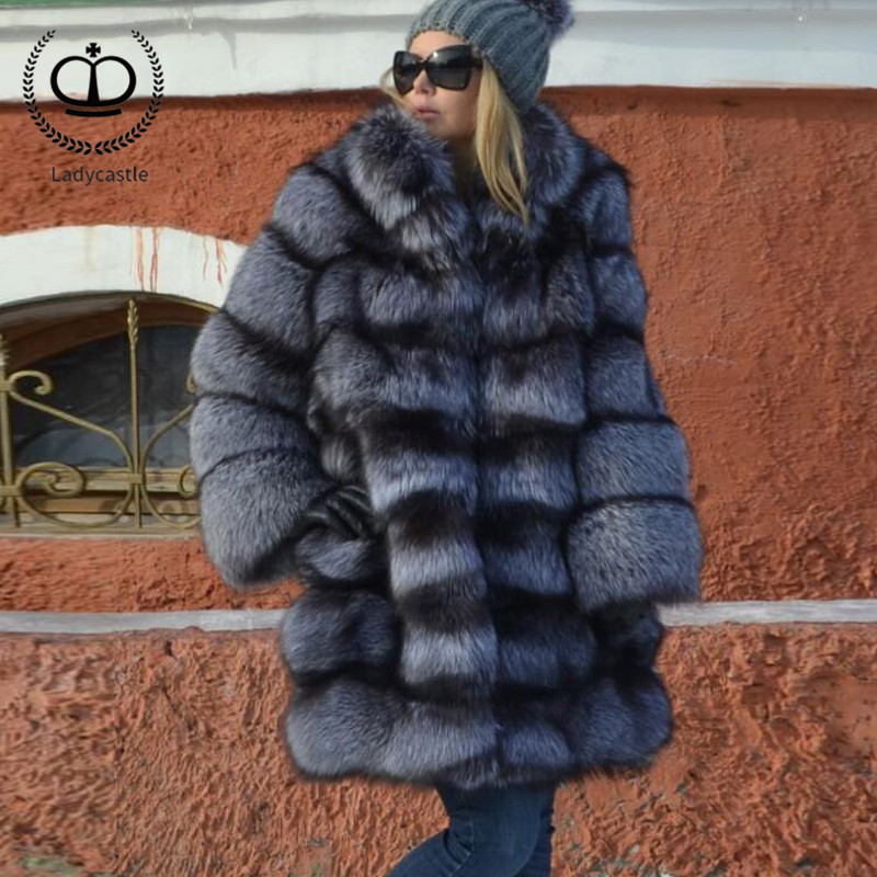 Plata Niñas Abrigo Real Invierno Fc Abrigos Genuino Mujer 184 qHxUA