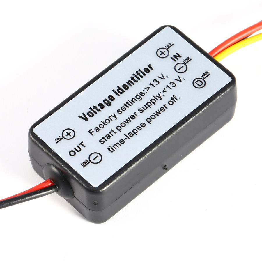 автомобиль стайлинг ДХО контроллер авто светодиодными фарами дневного света жгута реле диммер вкл/выкл 12-18 в противотуманные фары контроллер карро