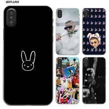 Bad Bunny El Conejo Malo Case for iPhone 11 Pro XS Max XR X 10 7 7S 8 6 6S Plus 5S SE 5 4S 4 5C Hard Fashion Phone Coque Cover