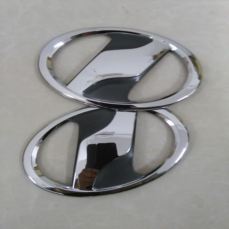 Image 5 - High Quality Vitz Chrome Badge Emblem For 2006 Toyota Yaris / Vios AP038-in Car Stickers from Automobiles & Motorcycles