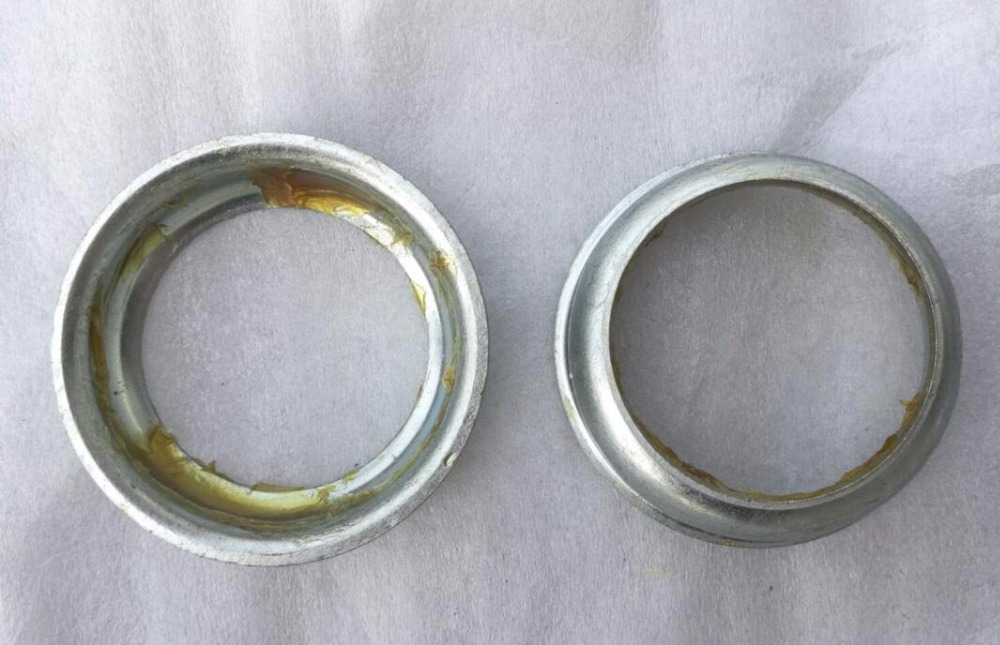 Replacement Parts For Fitness, Exercise Bike Parts, Exercise Bike Axle Bearing,Repair Parts,The Pack Have Two Pcs.