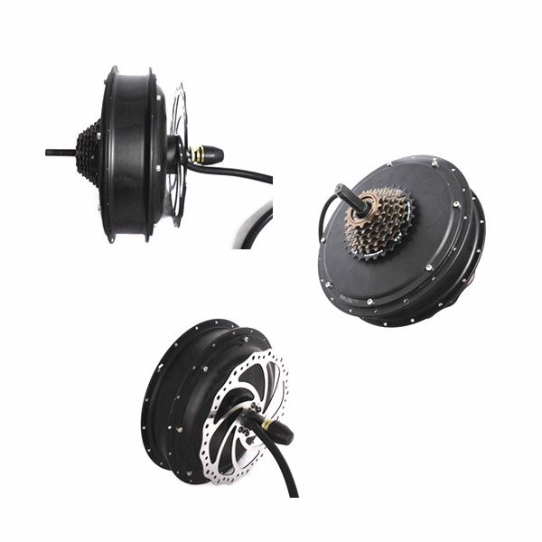 Free shipping Electric bike brushless dc hub <font><b>motor</b></font> 3000w for electric bicycle <font><b>3kw</b></font> ebike hub <font><b>motor</b></font> image
