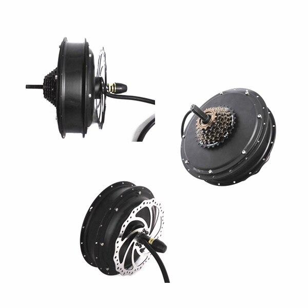 Free shipping Electric bike brushless dc hub motor 3000w for electric bicycle 3kw ebike hub motor