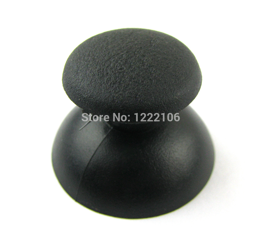 500pcs lot Replacement 3D Stick Analog Joystick Thumbstick Thumb Grip Stick Cover Caps Shell for PlayStation