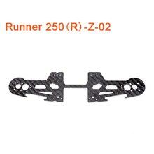F16483 Original Walkera Runner 250 Advance Spare Part Front Motor Fixed Plate Ru