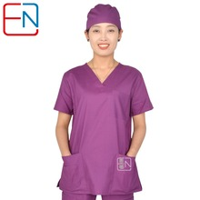 women surgical gowns in blue