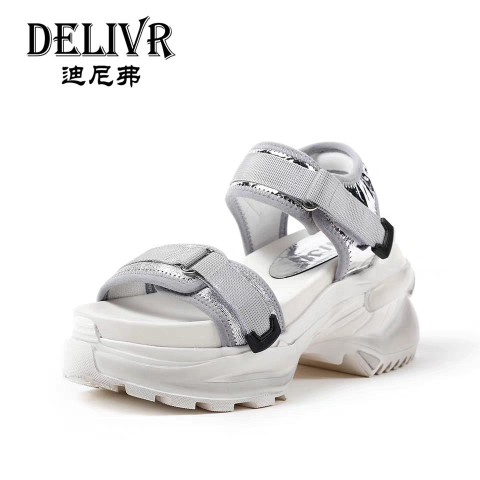 Delivr Increasing Sandals Womens Leather Platforms WomenS Sandals Thick Sole Summer 2019 Casual Sandal Lady Schoenen VrouwDelivr Increasing Sandals Womens Leather Platforms WomenS Sandals Thick Sole Summer 2019 Casual Sandal Lady Schoenen Vrouw
