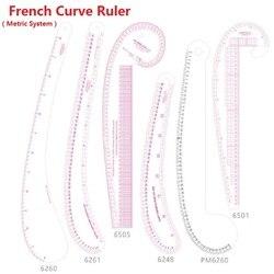 مسطرة منحنية فرنسية في نظام المقاييس ؛ الحكام المرقعة اختيار النماذج/الألوان من #6260 #6261 #6505 #6248 #6501 #6346 #6301 #6360 # #