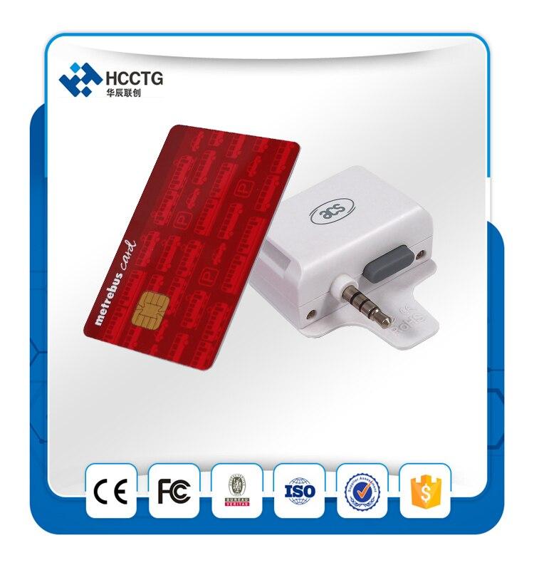 Mini Pos Machine Audio Jack Mobiele Mpos Voor Mobiele Telefoon Aansluiten Acr31 Laatste Stijl