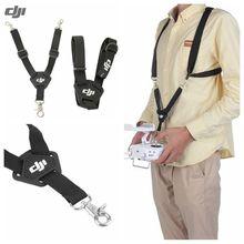 RC Remote Control Transmitter Shoulder Strap Neck Belt for DJI Phantom 2 3 4 Inspire 1