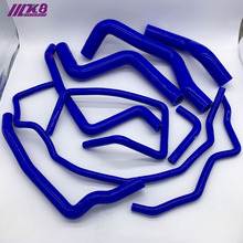 K8 Silicone Boost Turbo hose kit Fit for MAZDA RX8 SE3P