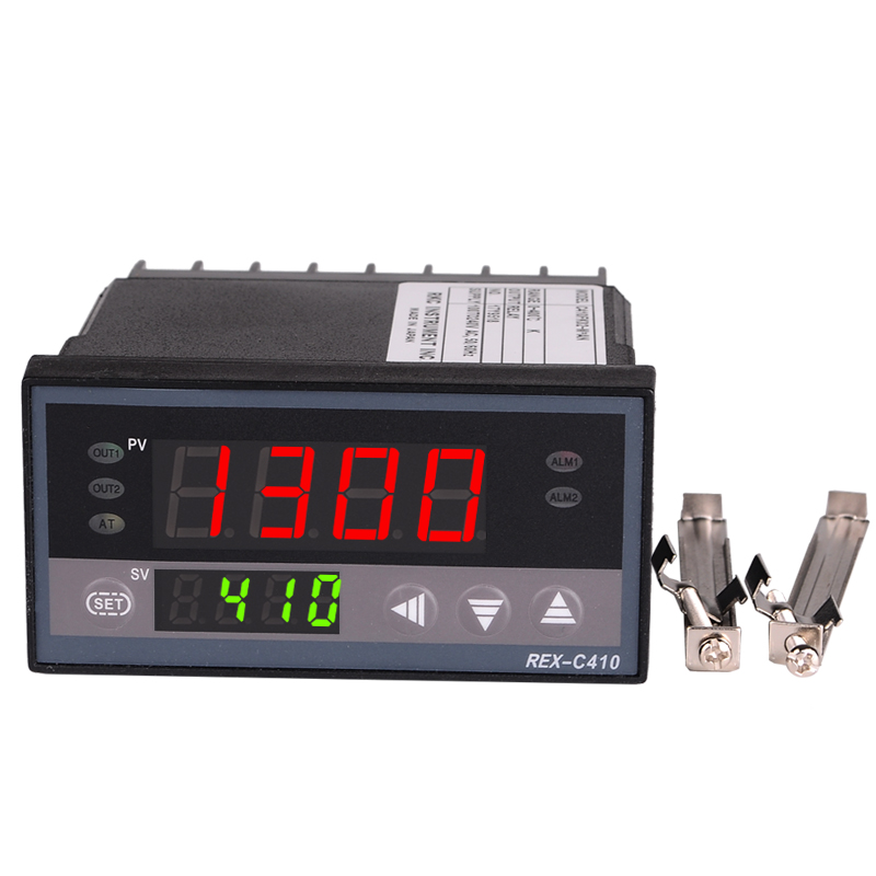 Controlador de temperatura PID digital REX-C410 48 * 96 mm - Instrumentos de medición - foto 3