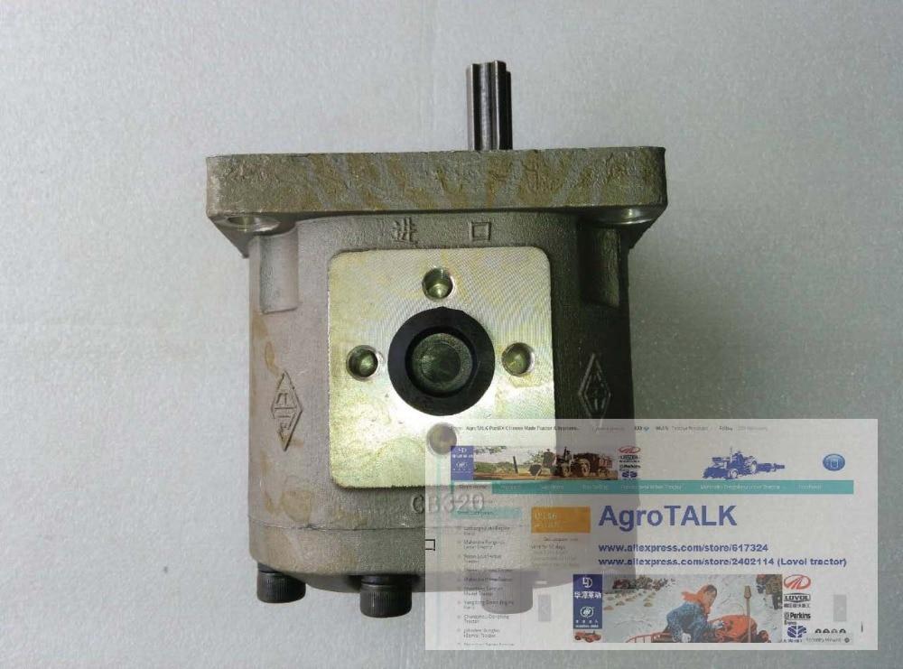 Shandong Taishan KM554 tractor- the gear pump CBN316 упаковочная бумага shandong linyi wholesale paper 70g