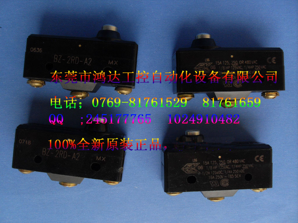 New Honeywell Micro switch BZ-2RD-A2 warranty for one yearNew Honeywell Micro switch BZ-2RD-A2 warranty for one year