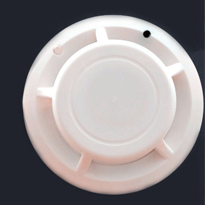 Multifunctional Carbon Monoxide Monitor CO and Smoke Fire Detector Smoke Alarm Home Security System