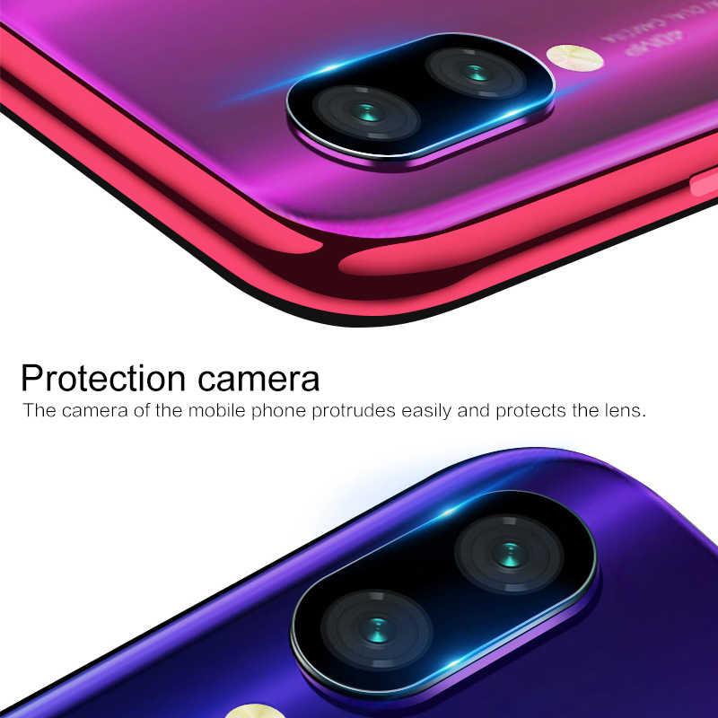 Dành Cho Xiaomi Redmi Note 7 Chính Ống Kính Máy Ảnh Dẻo Cho Xiaomi Mi 9 Pocophone F1 Cho Xiaomi A1 6X 5X 5 Splus mi X 2S Bảo Vệ