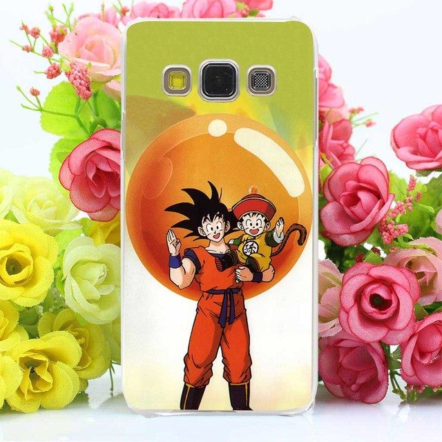 Dragon Ball Z Super Saiyan Case for Samsung Galaxy