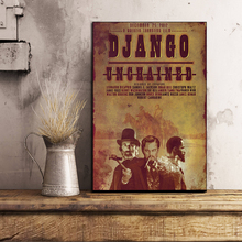 Tarantino Classic Movie Marvel Wall Art Canvas Poster Print Decoration Picture For Living Room Bedroom Decor