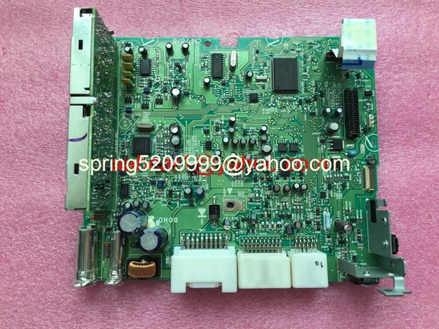 original pioner main board cnp7676 pcb use for lexus car audio pc car stereo circuit board repair at Car Stereo Circuit Board