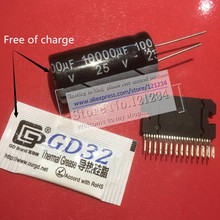 NEW ORIGINAL TDA7850A TDA 7850A ZIP27 Free of charge 1 pcs 10000UF 25V capacitor 1 bag