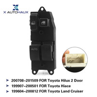 X AUTOHAUX Front Left Driver Power Window Master Car Switch 84820 10100 For Toyota Hiace For