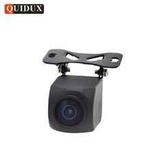QUIDUX HD Ночное видение Автомобильная камера заднего вида для Двойной объектив Android видеорегистратор автомобиля камера с 6 м кабель 0,1 Lux назад cam водонепроницаемый