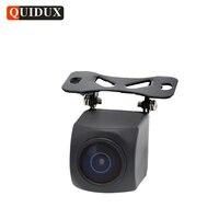 QUIDUX HD Visión Nocturna Coche cámara trasera para la Lente Dual Android DVR cámara del vehículo con 6 metros de cable 0.1 Lux volver cam a prueba de agua