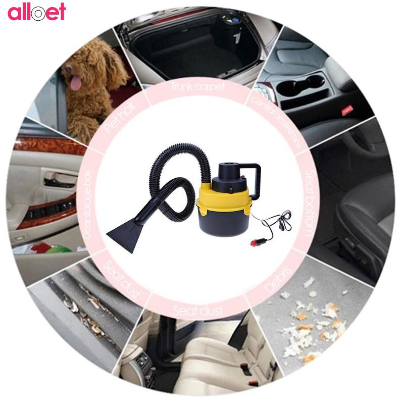 NEW Portable Car Vacuum Cleaner Wet and Dry Aspirador de po dual-use Super Suction Car Vacuum Cleaner fastshipping philips brl130 satinshave advanced wet and dry electric shaver