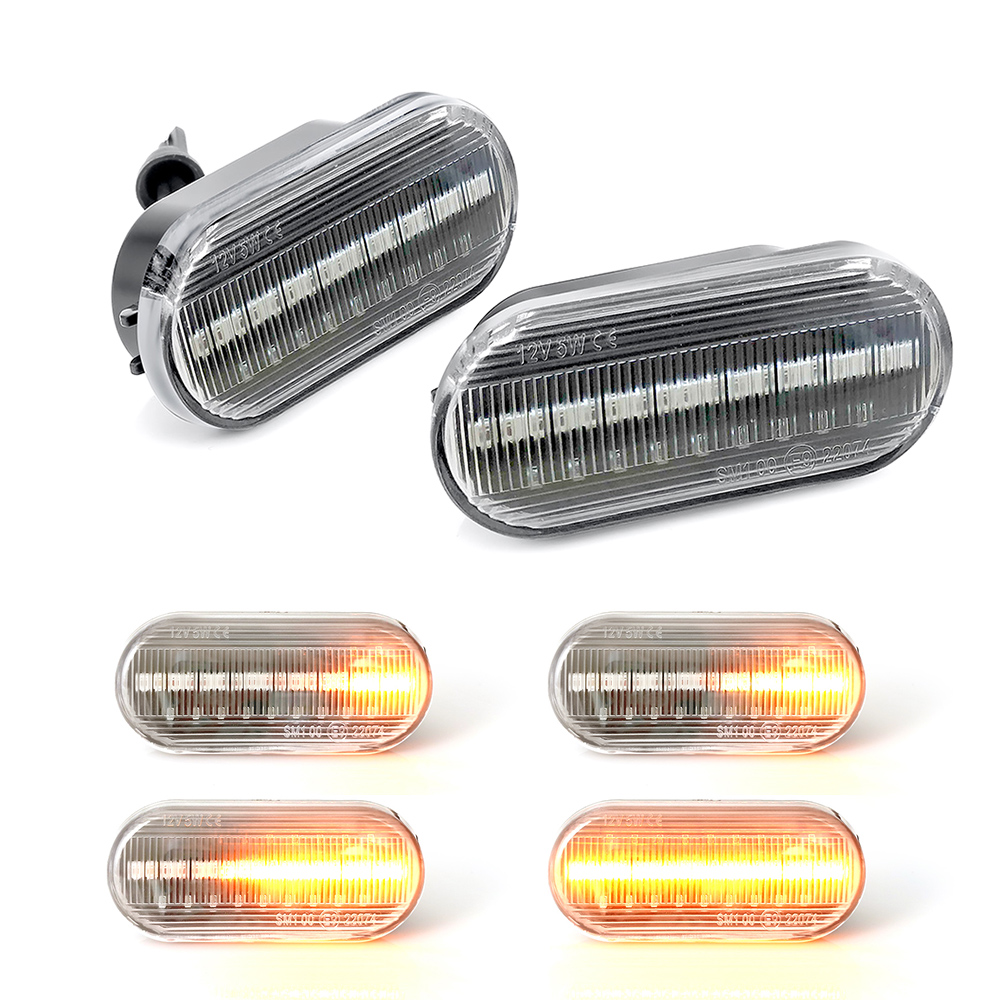 2x Osram Original Side Light Bulbs Front Parking Beam Lamps Genuine Replacement