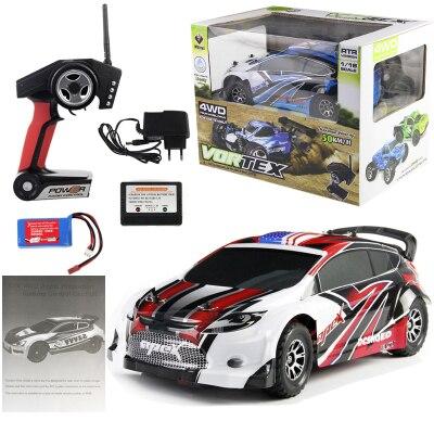 Wl toys 1:18 proporcional completa 2.4g 4wd off-road coche de control remoto a94