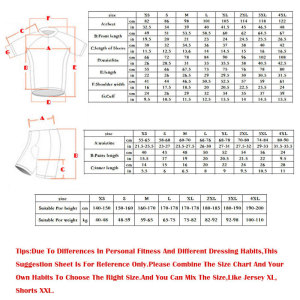 Image 5 - Moxilyn Mens Cycling Jerseys Top Skinsuit Cycling Clothing Mountain Bike MTB Tie Shirt Breathable Sweat absorbing Quick drying
