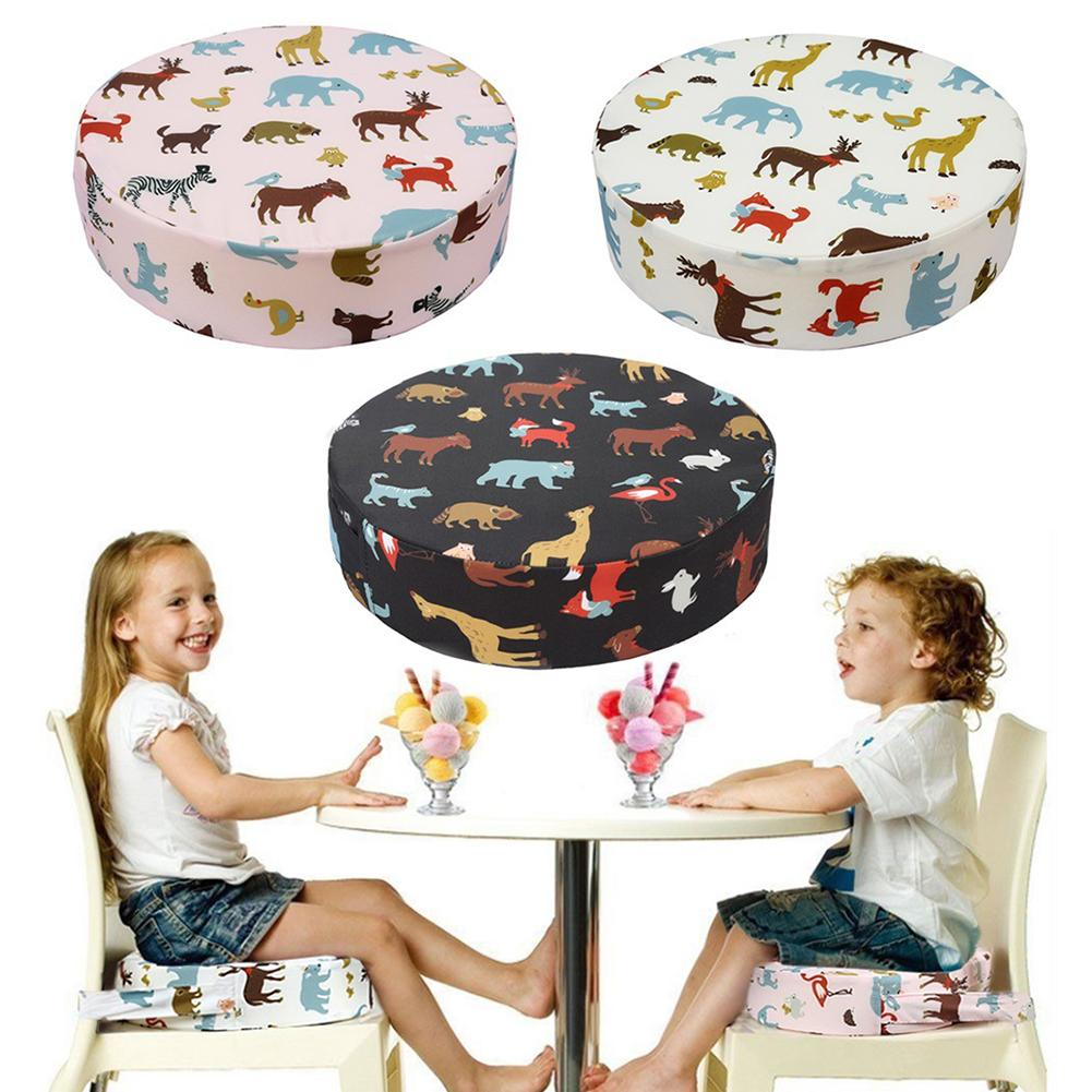 Children Seat Heightening Cushion Dining Chair Pad For Baby Student Child Seat Increase Pad Table And Chair Cushion In Stock