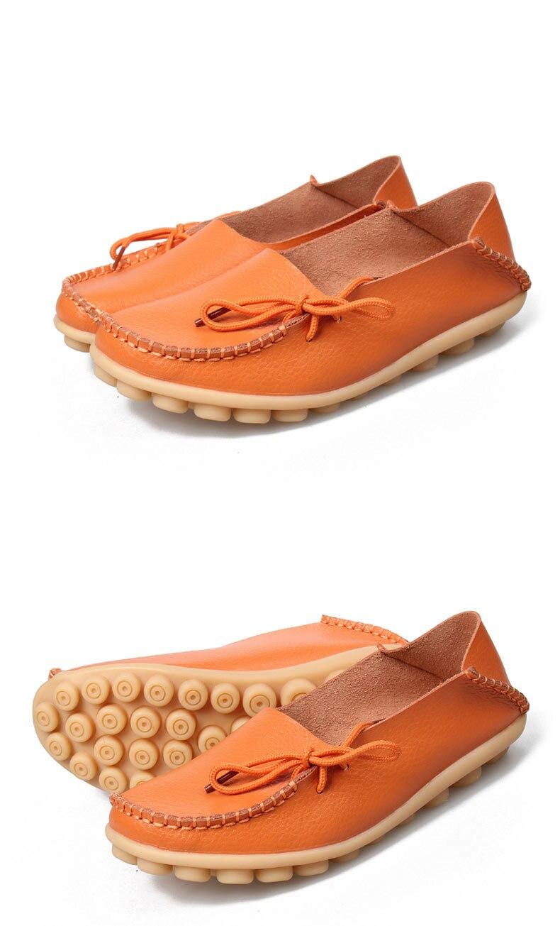 Обувь на плоской подошве большой обувь из натуральной кожи в горошек медсестра Туфли без каблуков кружева розовый красный, белый для девоче...