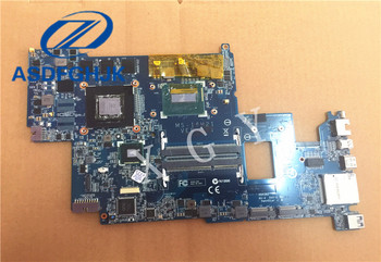 LAPTOP MOTHERBOARD FOR MSI GS60 MOTHERBOARD MS-16H21 MS-16H2 VER: 1.1 DDR3L SR1PX Non-integrated N15P-GX-B-A2