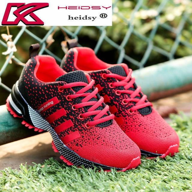 Уличная спортивная обувь Горячая Распродажа дышащий мужской светло Вес обувь кроссовки для взрослых человек спортивный тренер Бег обувь