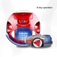 Mini Robot Vacuum Cleaner Robot Cleaner Smart House Cyclone Aspirador Dust Collector Sweep Brush For Home