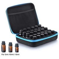 30 Bottle Essential Oil Case Carrying Holder 5ML10ML 15ML Perfume Oil Travel Storage Box Nail Polish
