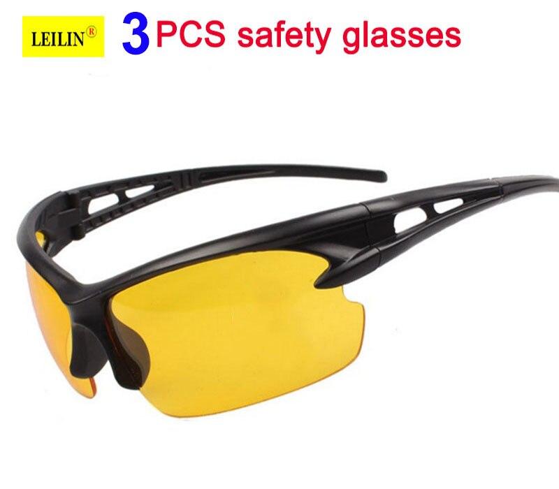 lunettes de conduite lunettes de protection lunettes noires de sécurité
