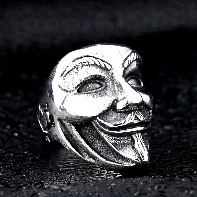 Clown V Mask Rings (6)