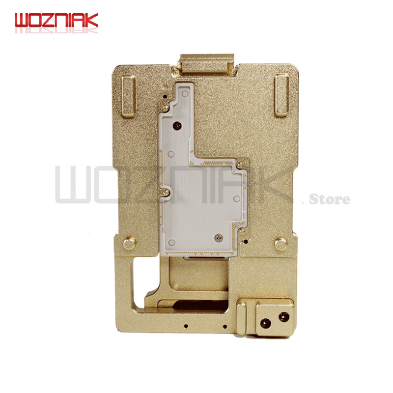 Wozniak WL for IPHONE X Double deck motherboard Function Rapid Test Rack High Speed Tester