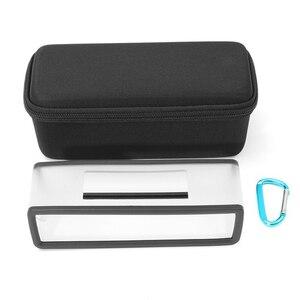 Image 2 - Nova Viagem Carry Case para Bose Soundlink Mini/Mini 2 Caixa De Armazenamento Portátil Sem Fio Bluetooth Speaker EVA Capa Protetora caixa