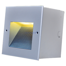 4.0W LED Wall Light Outdoor Lighting Exterior Wall Lamp IP65 Waterproof Recessed Wall Light  white warm white CE ROHS  4pcs/lot