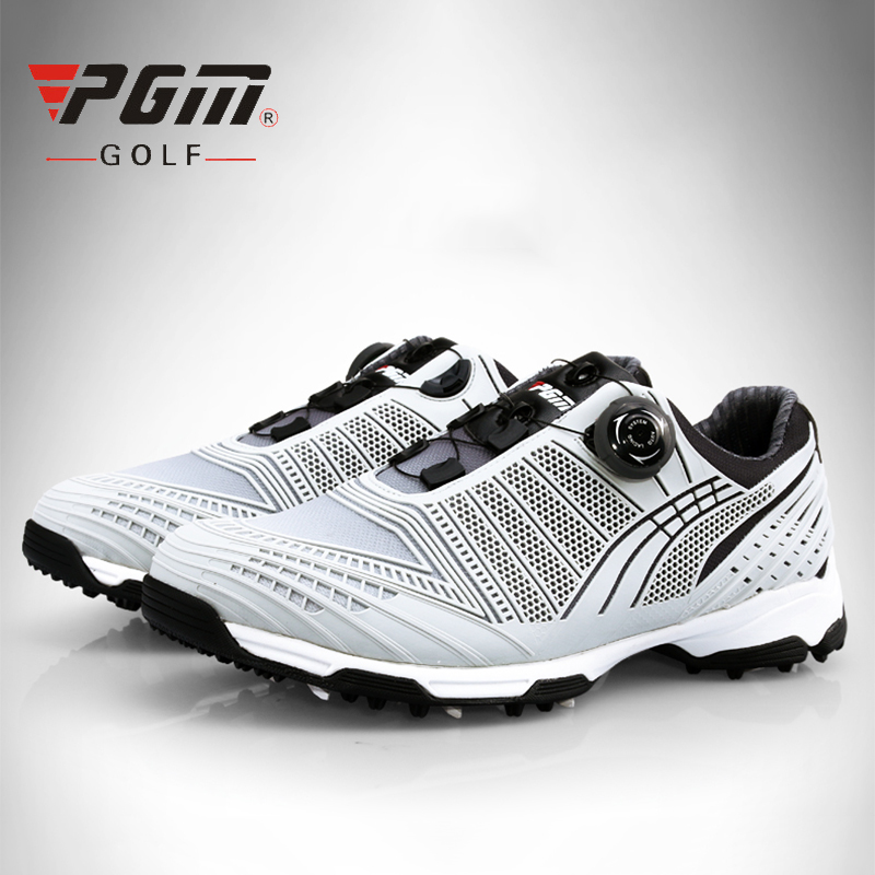 PGM Golf Shoes For Men Waterproof Exoskeleton Multifunction Man