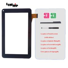 "Film New 7"" Inch Touch Screen Digitizer Glass Sensor Panel For Digma Optima 7.12 TT7012AW(China)"