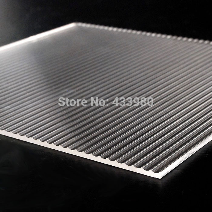 300mm X 300mm X 2 0mm Acrylic Pmma Textured Sheets